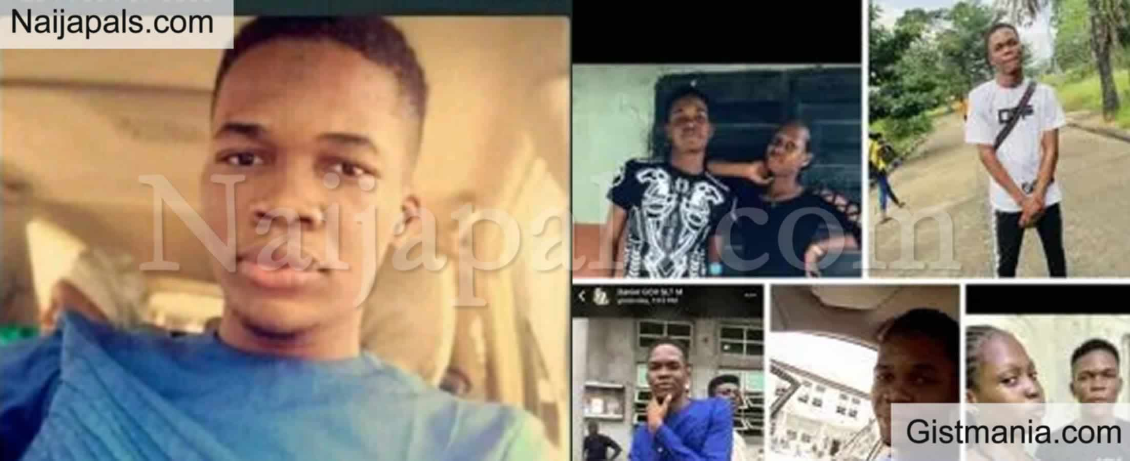 <img alt='.' class='lazyload' data-src='https://img.gistmania.com/emot/shocked.gif' /> <b>Imo Student, Ifeanyi & Sister, Vera Died In Ghastly Accident On Their Way To Mother's Birthday</b>