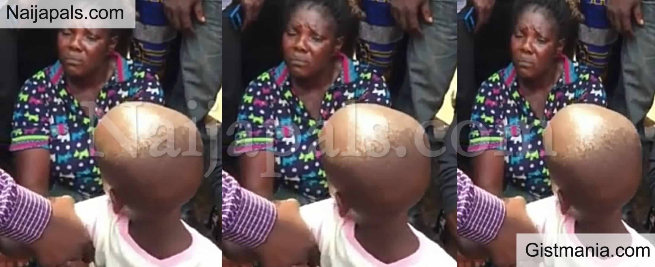 <img alt='.' class='lazyload' data-src='https://img.gistmania.com/emot/comment.gif' /> <b>Man And Woman In Prison After They Kidnapped A Little Boy And Sold Him For N920K In Anambra</b>