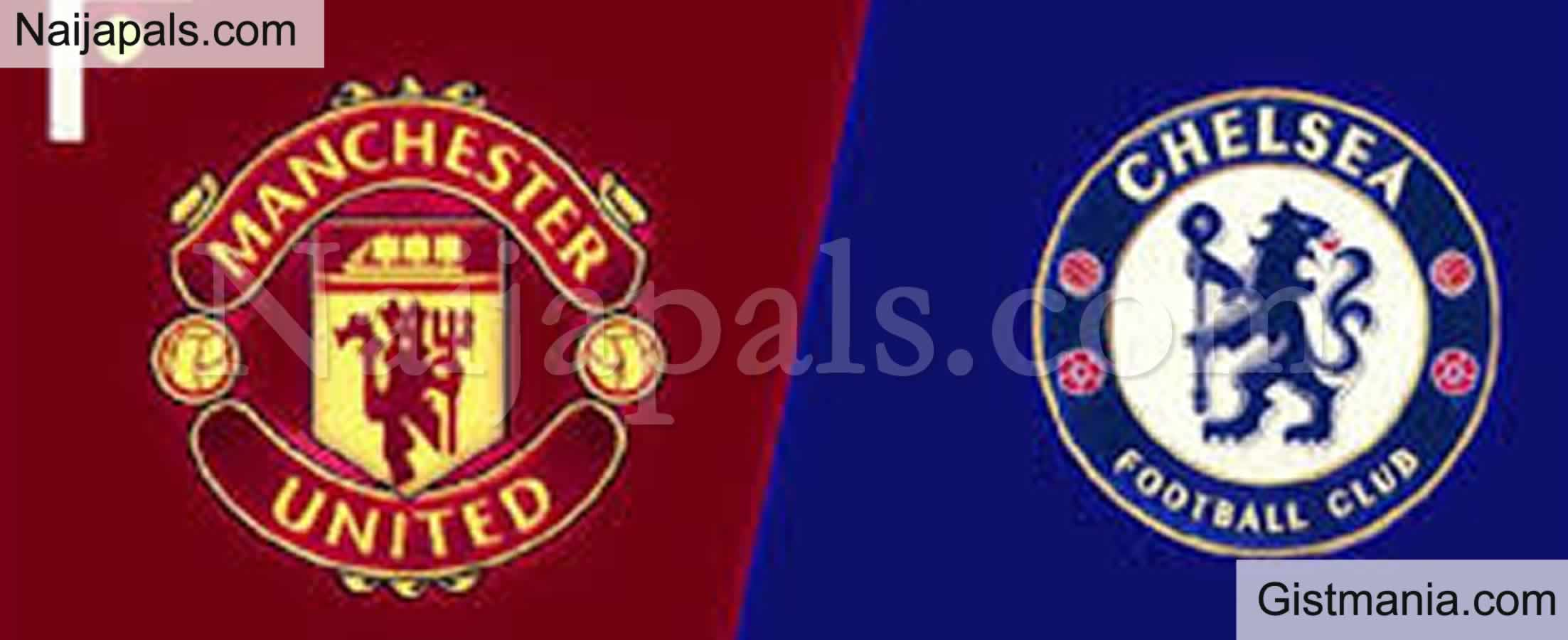 <img alt='.' class='lazyload' data-src='https://img.gistmania.com/emot/soccer.gif' /> <b>Manchester United v Chelsea : English Premier League Match, Team News, Goal Scorers and Stats</b>