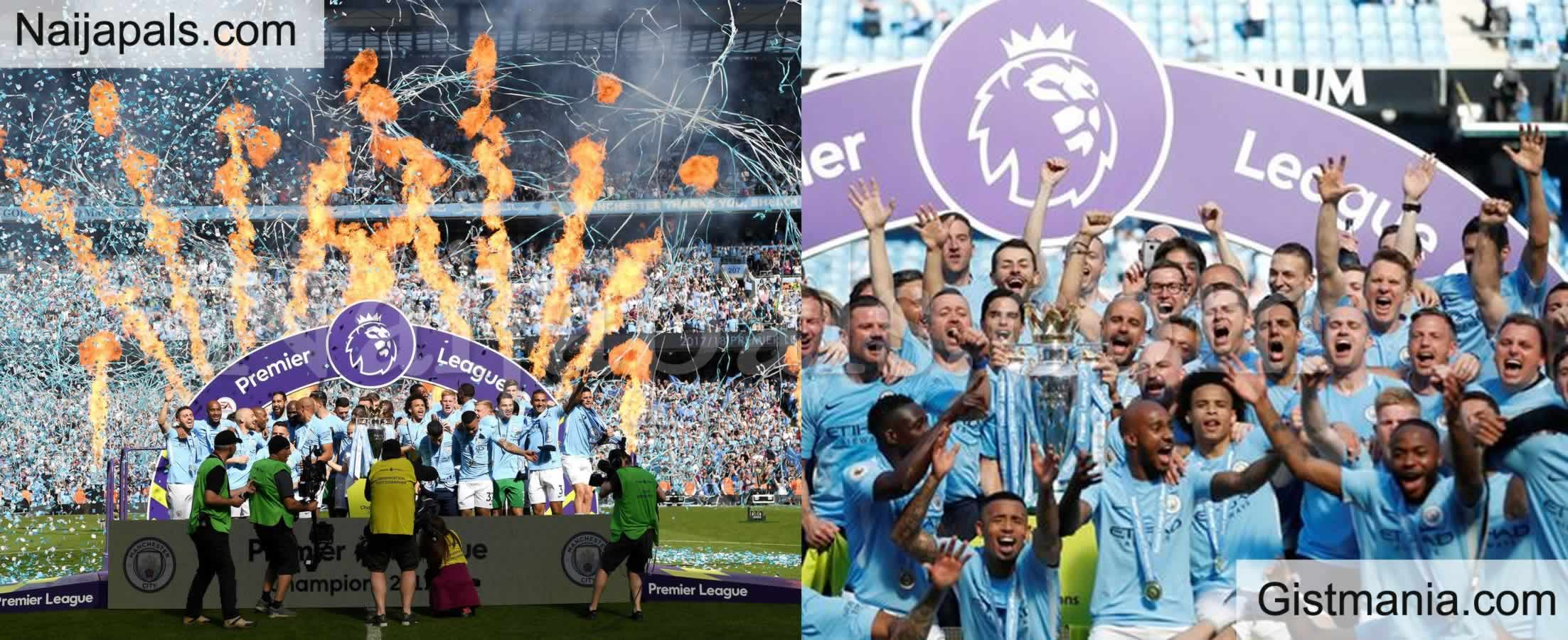 <img alt='.' class='lazyload' data-src='https://img.gistmania.com/emot/soccer.gif' /> <b>Manchester City Becomes EPL Champions After Man Utd Lose To Leicester City</b>