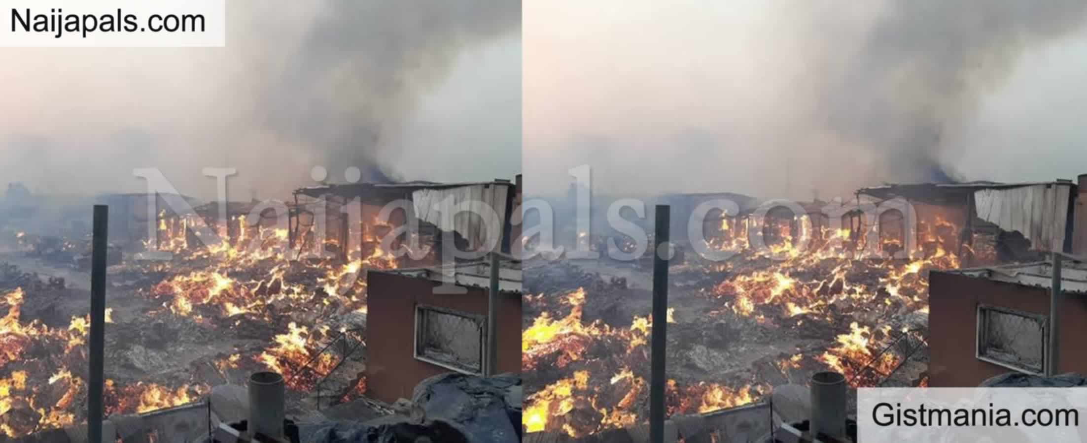 <img alt='.' class='lazyload' data-src='https://img.gistmania.com/emot/comment.gif' /> <b>Anambra Gov.,Obiano's Community Goes To 'War' With Neighbours, House, Vehicles Burnt</b>