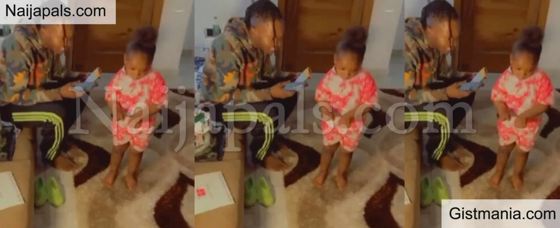 <img alt='.' class='lazyload' data-src='https://img.gistmania.com/emot/comment.gif' /> <b>Watch The Exciting Moment Naira Marley Met 4-Yr-Old Girl Who Went Viral After Dancing His Song</b>
