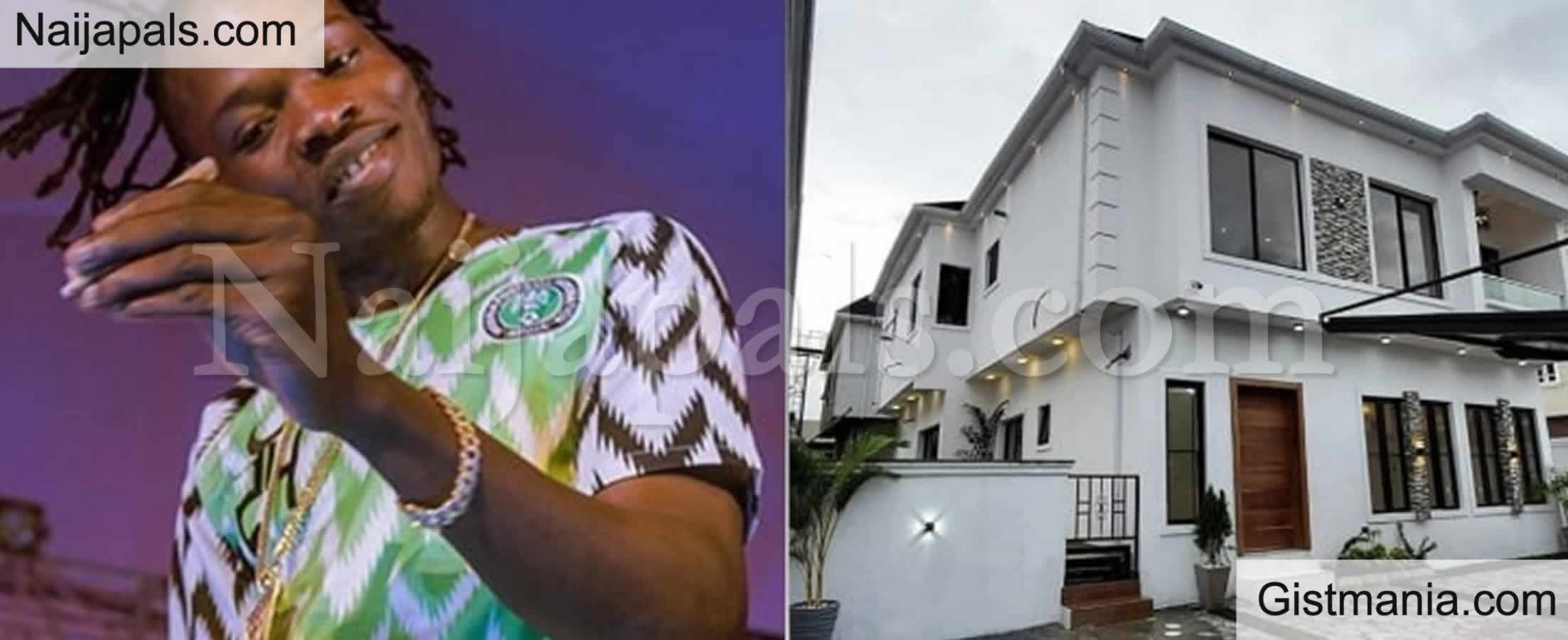 <img alt='.' class='lazyload' data-src='https://img.gistmania.com/emot/dance.gif' /> <b>Naira Marley Acquires His 5th House In Lekki, Lagos</b> (Photo)