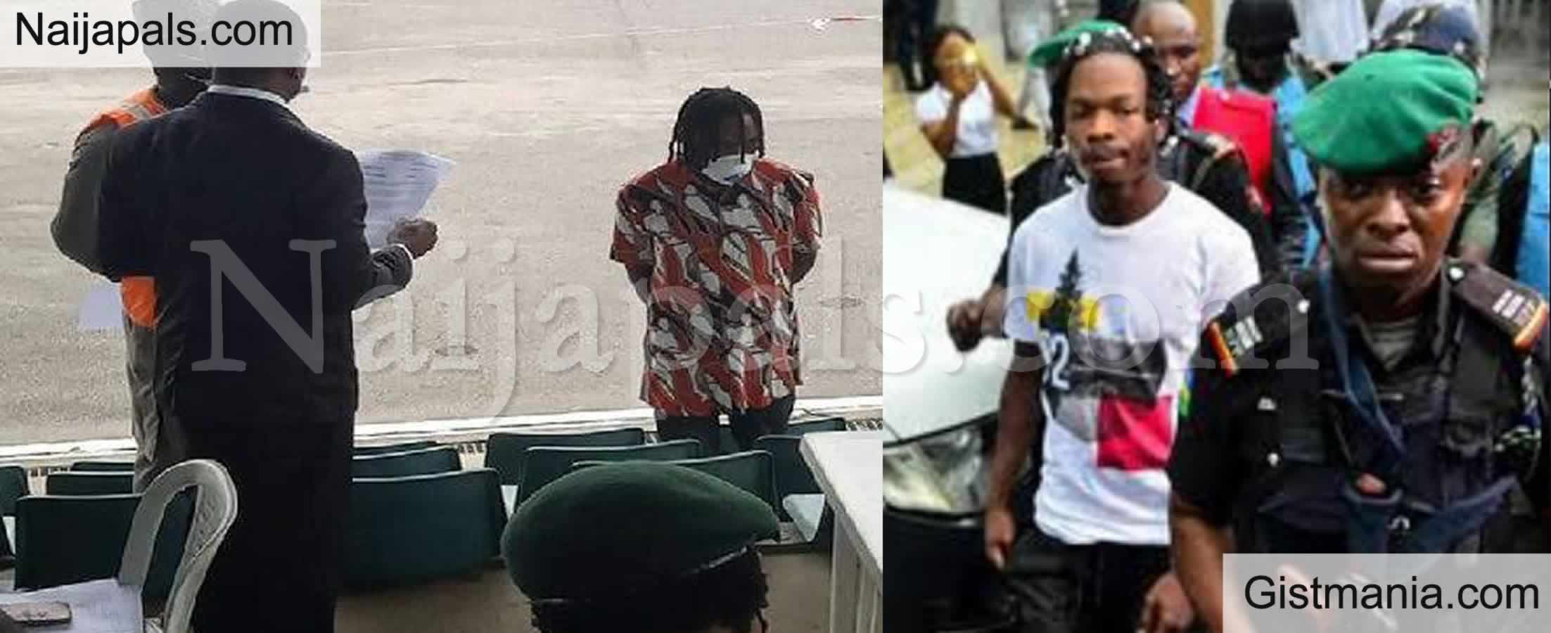 <img alt='.' class='lazyload' data-src='https://img.gistmania.com/emot/comment.gif' /> <b>I'm 5&6 With Police - Naira Marley Reacts To His Arrest And Court Appearance</b>