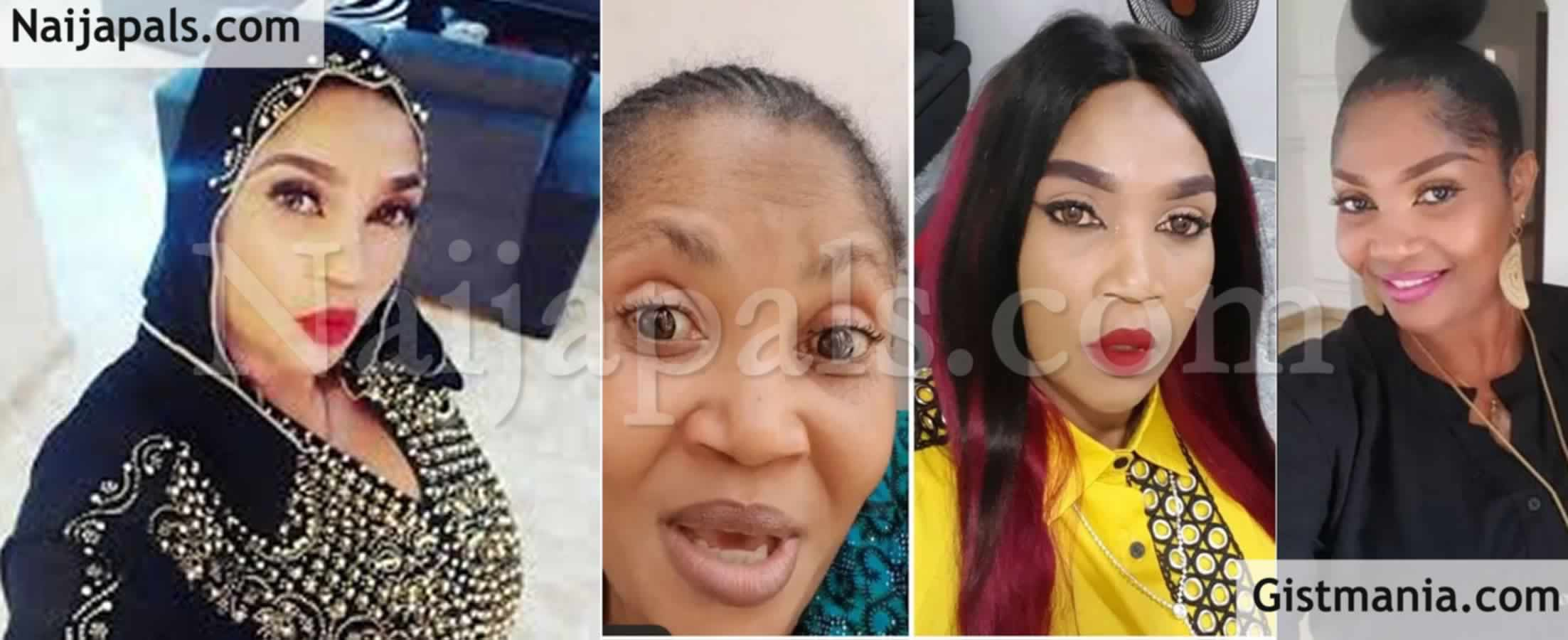 <img alt='.' class='lazyload' data-src='https://img.gistmania.com/emot/smh.gif' /> <b>'They 'Finished' Me With Charms & Left Me Blind'</b> – Actress Maryann Apollo Narrates Her Ordeal