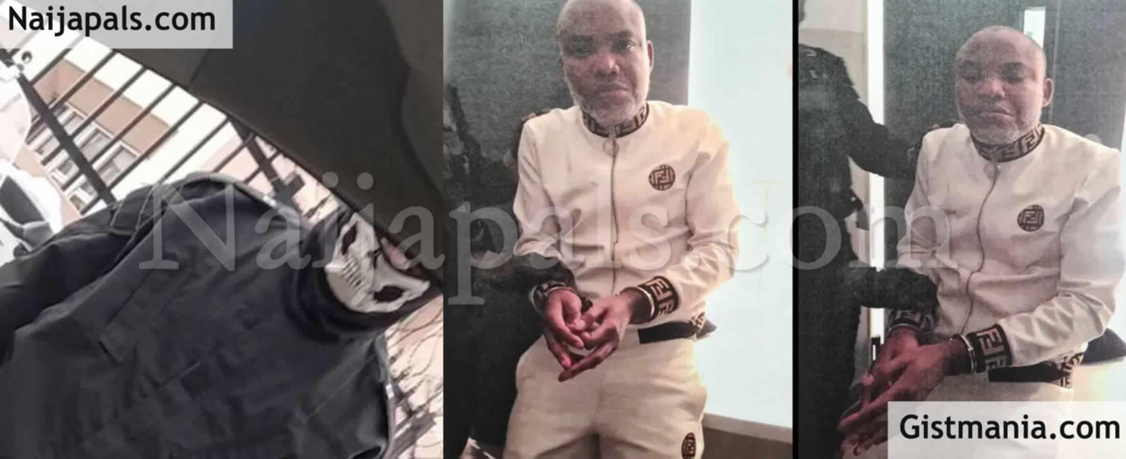 <img alt='.' class='lazyload' data-src='https://img.gistmania.com/emot/news.gif' /> UPDATE: <b>FG Reportedly Files Fresh Charges Against IPOB Leader, Nnamdi Kanu</b>