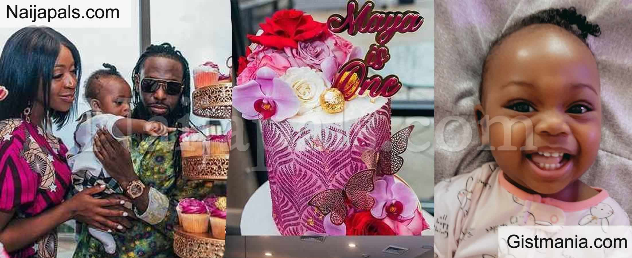 <img alt='.' class='lazyload' data-src='https://img.gistmania.com/emot/comment.gif' /> PHOTOS: <b>Timaya In The US With 3rd Babymama, Dunnie As They Celebrate Daughter's First Birthday</b>