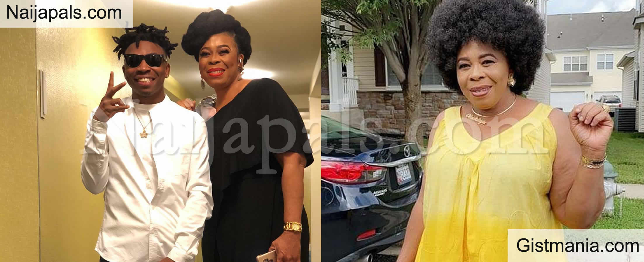 "<img alt='.' class='lazyload' data-src='https://img.gistmania.com/emot/comment.gif' /> <b>""I Didn't Even Give Him My Blessings Initially""- Singer, Mayorkun's Mother Reveals </b>"