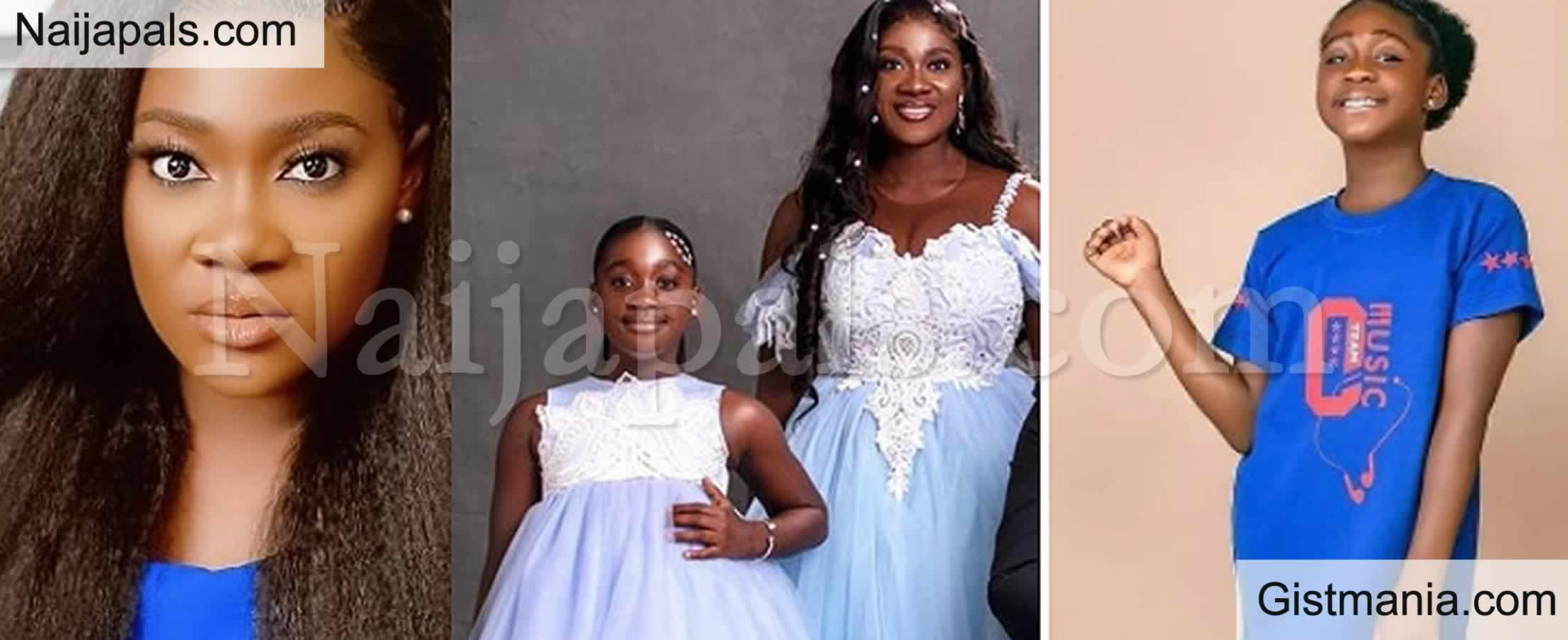 <img alt='.' class='lazyload' data-src='https://img.gistmania.com/emot/comment.gif' /> Actress, <b>Mercy Johnson Calls Out Teacher Bullying Her 8-Year-Old Daughter, Purity</b>