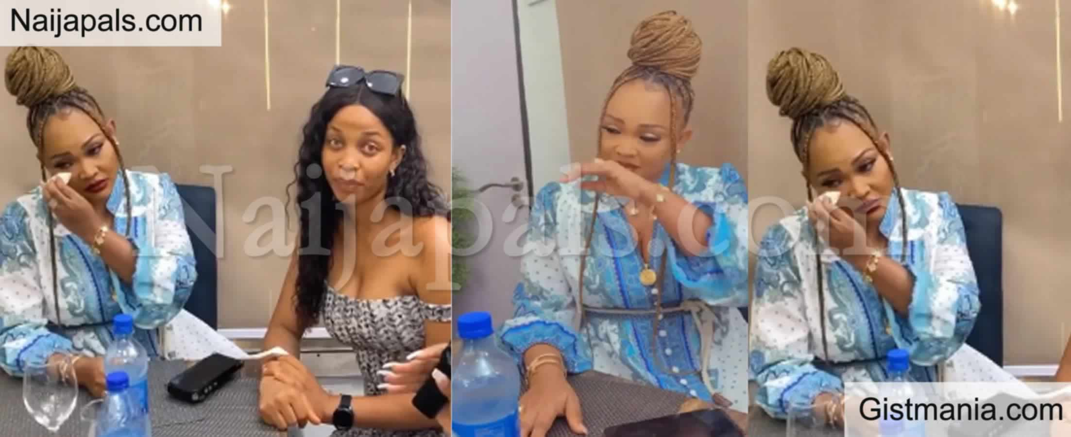 <img alt='.' class='lazyload' data-src='https://img.gistmania.com/emot/grin.gif' /> Actress<b> Mercy Aigbe Deeply Touched As Colleagues Throw Her Another Birthday</b> (PHOTO)