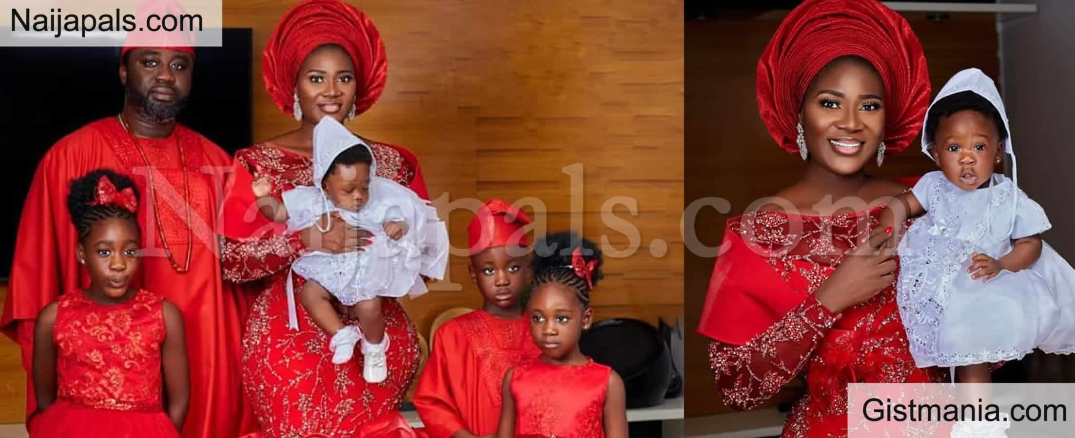 <img alt='.' class='lazyload' data-src='https://img.gistmania.com/emot/love.gif' /> <b>Actress Mercy Johnson Shares Lovely Photos From Daughter, Divine's Dedication</b>
