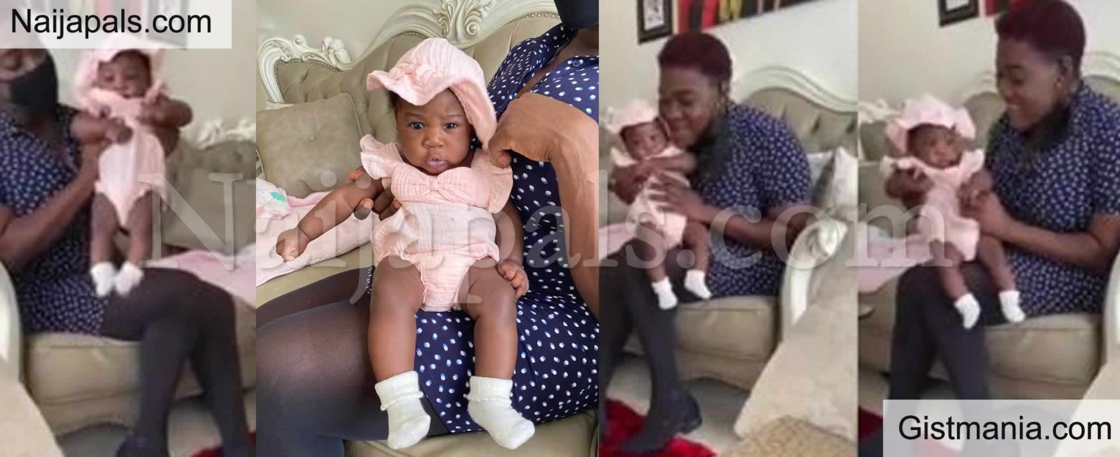 <img alt='.' class='lazyload' data-src='https://img.gistmania.com/emot/video.gif' /> <b>Adorable Video Of Actress Mercy Johnson Singing Her Favorite Song to Baby Divine</b>