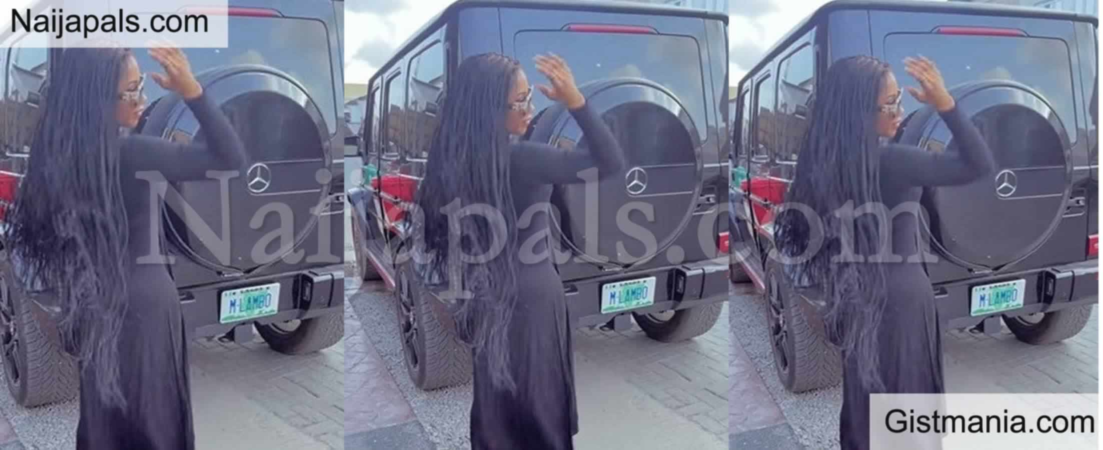 <img alt='.' class='lazyload' data-src='https://img.gistmania.com/emot/comment.gif' /> <b>Face of The 'Secret' Lover That Allegedly Bought Mercy Eke Her Latest G-Wagon Revealed</b>