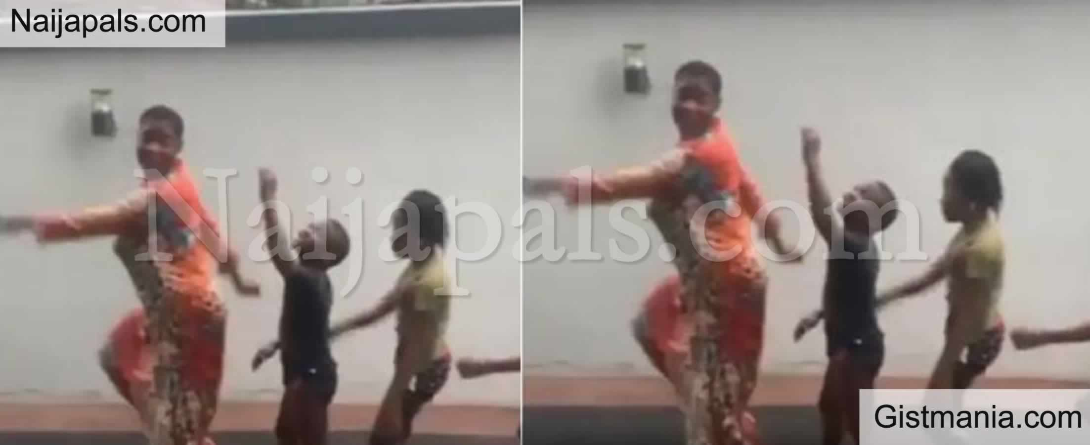 <img alt='.' class='lazyload' data-src='https://img.gistmania.com/emot/love.gif' /><b>Actress Mercy Johnson Spotted Playing In The Rain With Her Children (Video)</b>