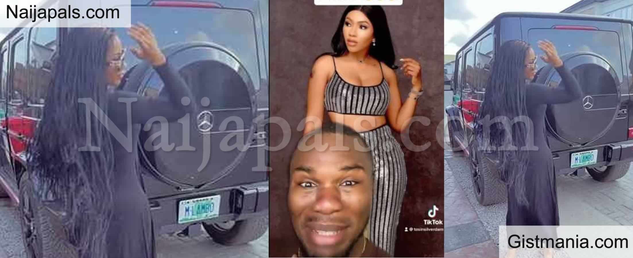 <img alt='.' class='lazyload' data-src='https://img.gistmania.com/emot/comment.gif' /> Popular Writer, <b>Tosin Who blasted Mercy Eke For Using Same Plate Number For 2 Cars Gets Blasted</b>