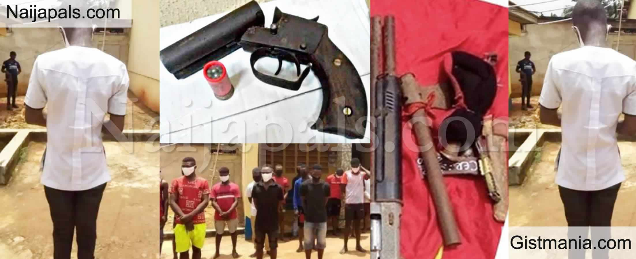 <img alt='.' class='lazyload' data-src='https://img.gistmania.com/emot/comment.gif' /> PHOTO: <b>16Year Old Student, Echezoma Metu Caught With a Double-barreled Gun in Anambra School</b>