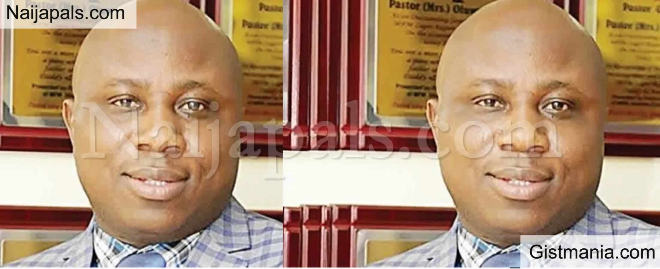 """<img alt='.' class='lazyload' data-src='https://img.gistmania.com/emot/comment.gif' /> <b>My Wife Marries Me """"Despite Knowing I Was Impotent, God Later Healed Me""""</b> – MFM Pastor Says"""