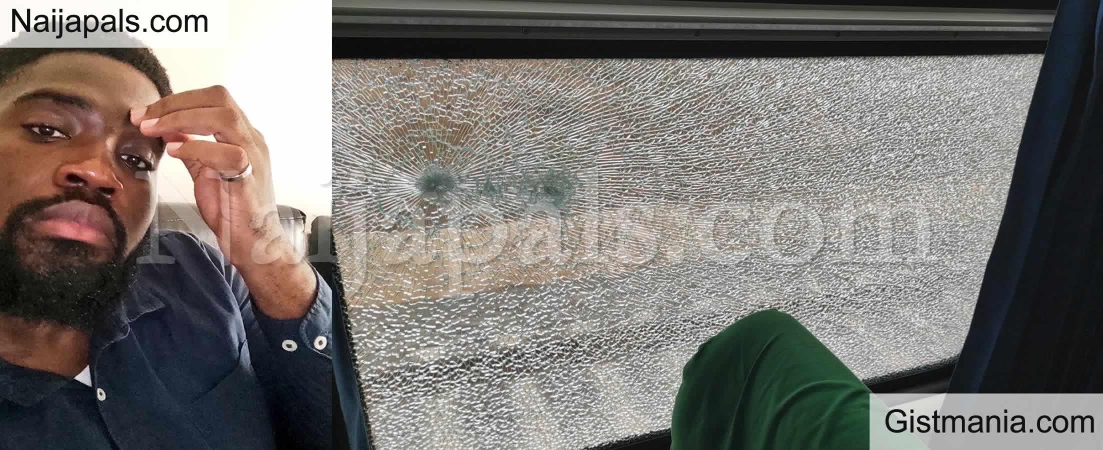 <img alt='.' class='lazyload' data-src='https://img.gistmania.com/emot/shocked.gif' /> <b>How I Escaped After Fulani Herdsmen Opened Fire on Our Train</b> - Nigerian Man Recounts