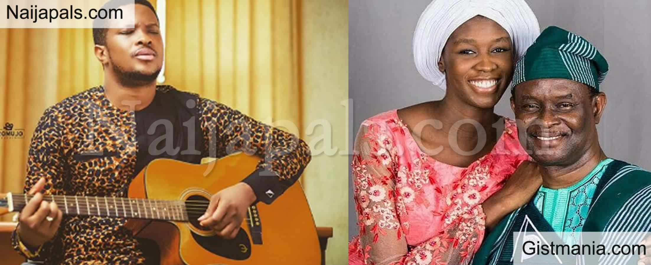 <img alt='.' class='lazyload' data-src='https://img.gistmania.com/emot/love.gif' /> <b>Mike Bamiloye's Daughter, Darasimi Set to Wed Music Minister, Lawrence Oyor Next Month</b> (Photos)