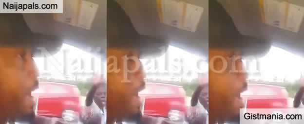 VIDEO: Mike Ezuruonye Confronts Vendor Selling Pirated