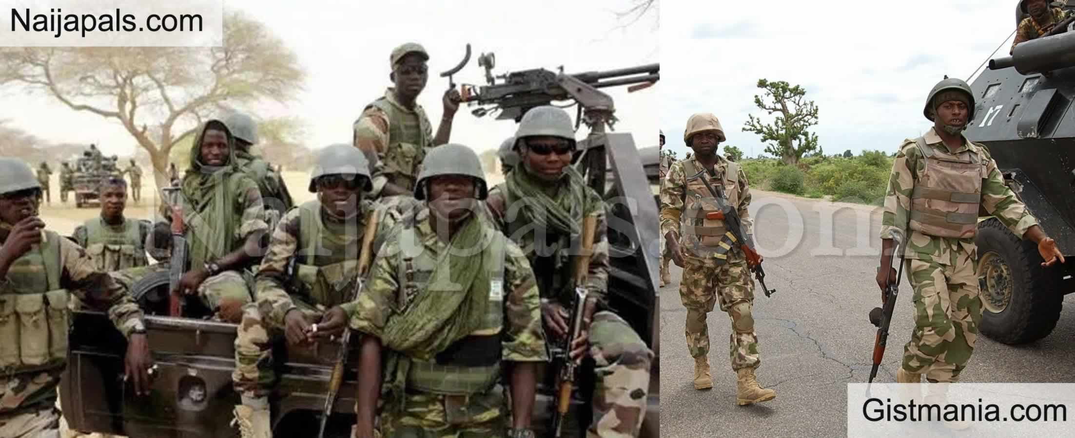 <img alt='.' class='lazyload' data-src='https://img.gistmania.com/emot/news.gif' /> UPDATE: <b>How Nigerian Military Troops Raid Kaduna, Killed Many Bandit In Air Strikes</b>