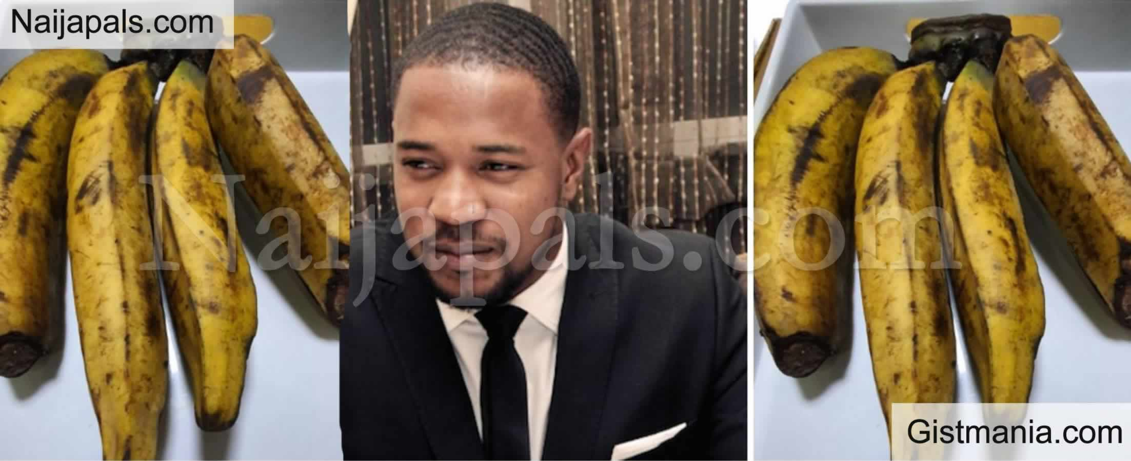 <img alt='.' class='lazyload' data-src='https://img.gistmania.com/emot/smh.gif' /> <b>Celebity Is a Curse Sometimes - Mofe Duncan Laments After Being Called a Liar Over 6k Plantain He Bought</b>