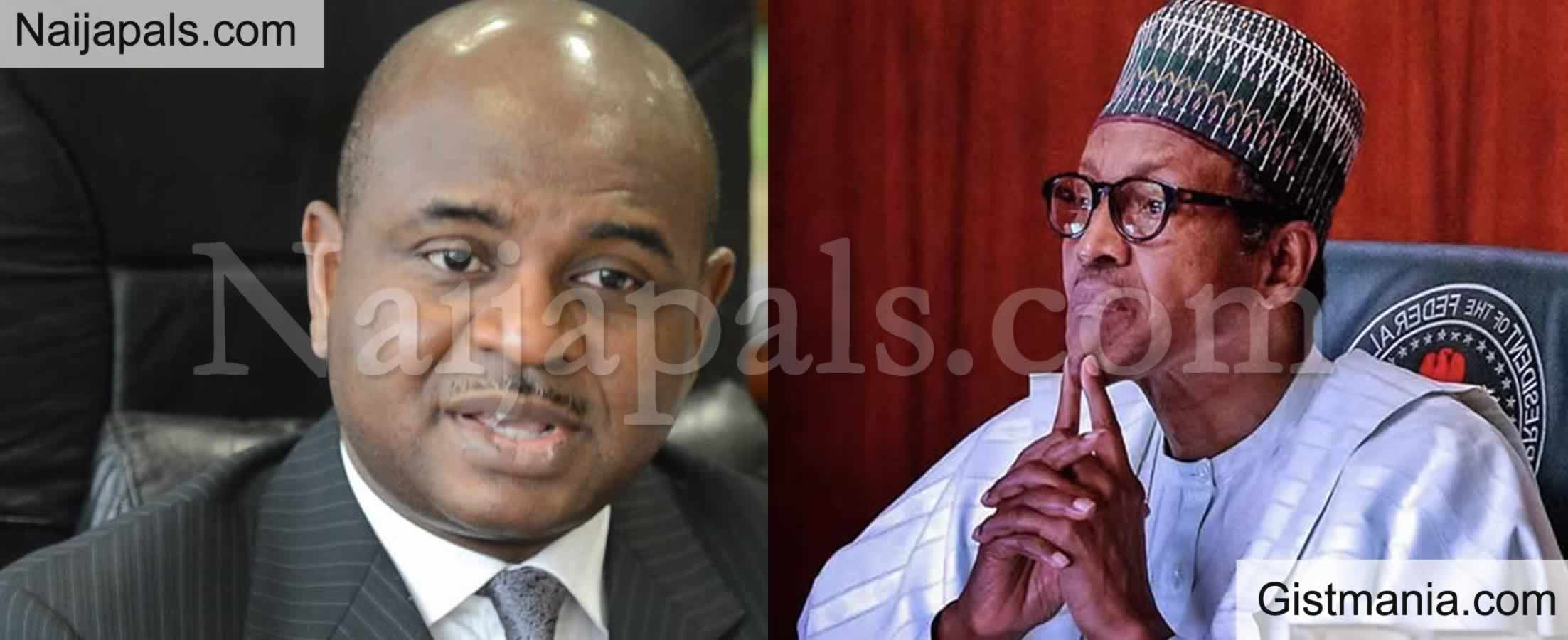 <img alt='.' class='lazyload' data-src='https://img.gistmania.com/emot/comment.gif' /> <b>Nigeria Is Becoming A Failed State, Buhari Govt Not Capable Of Protecting Nigerians</b> – Moghalu