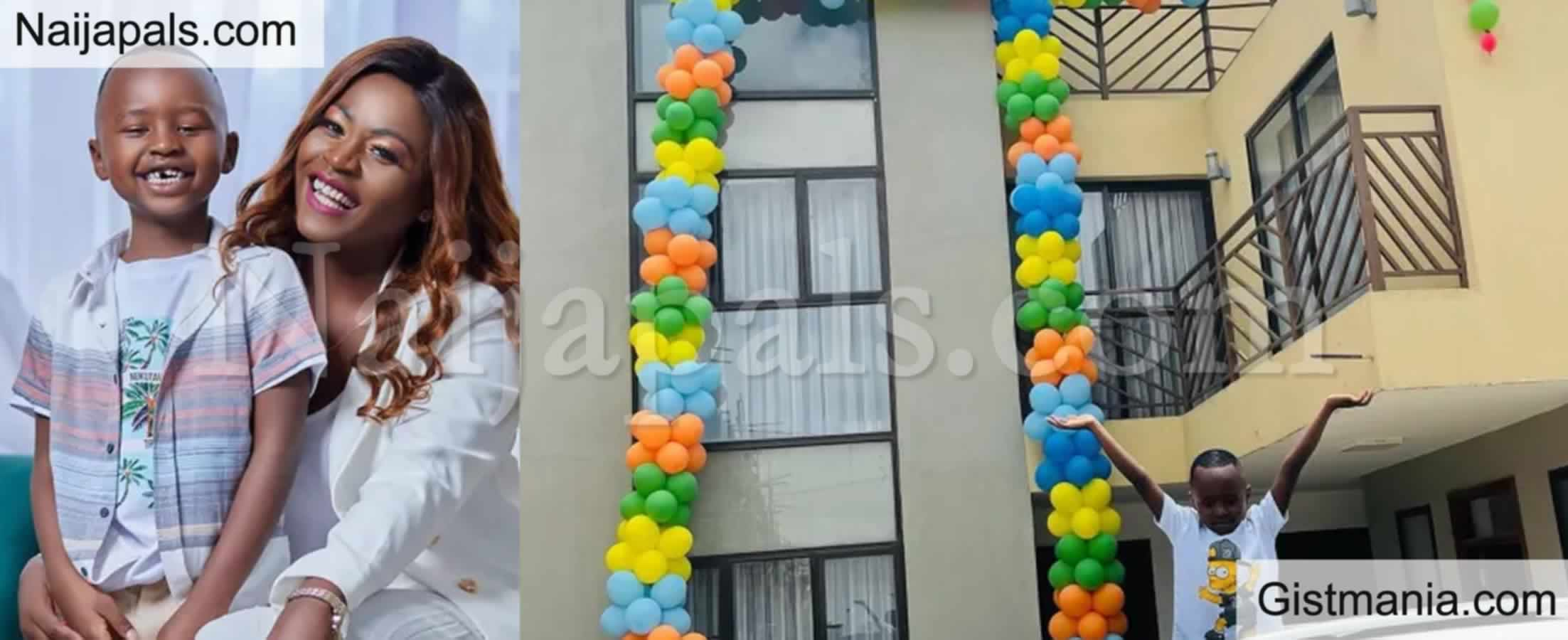 <img alt='.' class='lazyload' data-src='https://img.gistmania.com/emot/thumbs_up.gif' /> Wow! <b>Kenyan Business Woman Buys Her 6 Year Old Son A Mansion As Birthday Gift</b> (PHOTOS)
