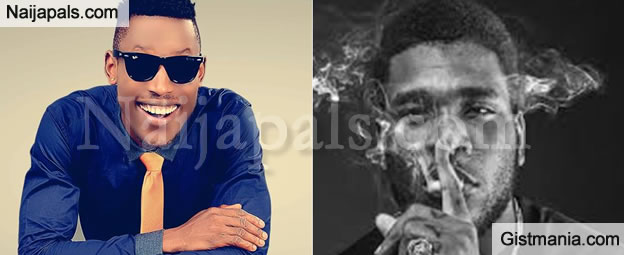 Mr 2kay Comes For Burna Boy For Saying He Will Beat Up