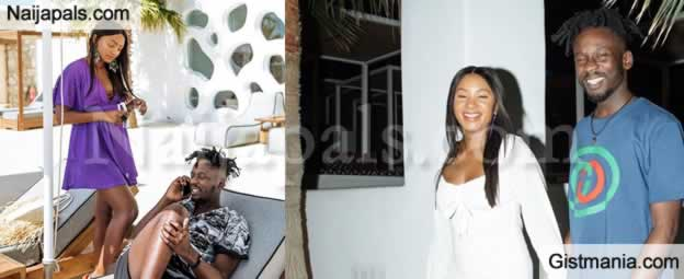 "<img alt='.' class='lazyload' data-src='https://img.gistmania.com/emot/love.gif' /><b>""I Don't Have Money But I Have You"" – Mr. Eazi Tells Girlfriend, Temi Otedola (Video)</b>"