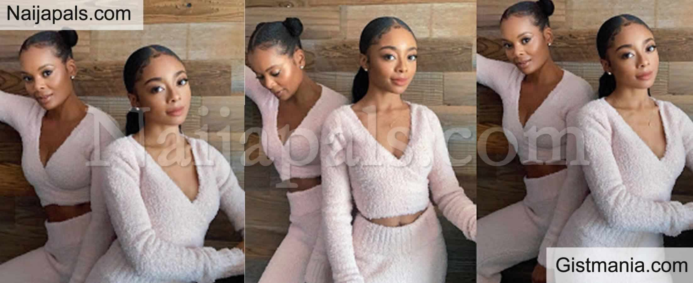 <img alt='.' class='lazyload' data-src='https://img.gistmania.com/emot/comment.gif' /> <b>Lovely Photos Of Actress Skai Jackson & Her Mum That Have Got Social Media Users Confused</b>