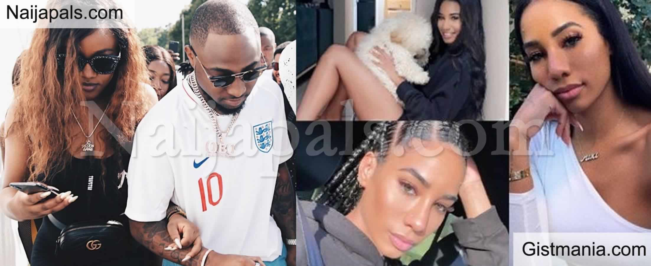 <img alt='.' class='lazyload' data-src='https://img.gistmania.com/emot/comment.gif' /> Reactions As <b>Davido Follows Mystery Lady on IG, Weeks After Unfollowing Chioma & Everybody</b>