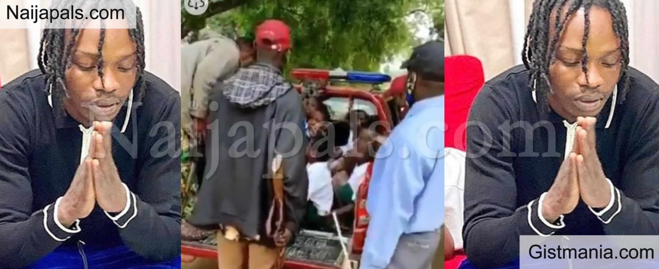 <img alt='.' class='lazyload' data-src='https://img.gistmania.com/emot/comment.gif' /> <b>Naira Marley Attacks Amotekun For Arresting School Children Who Want To Be Like Him</b>