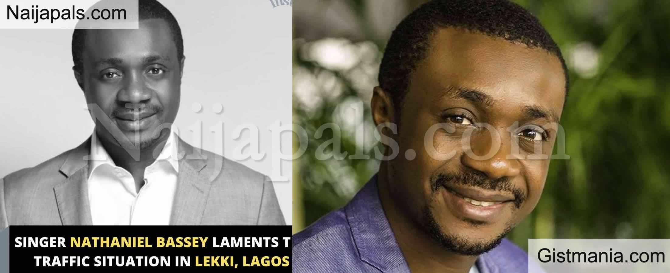 <img alt='.' class='lazyload' data-src='https://img.gistmania.com/emot/comment.gif' /><b> Popular Gospel Singer, Nathaniel Bassey Cries Out For Missing His Flight Over Lagos Traffic</b>