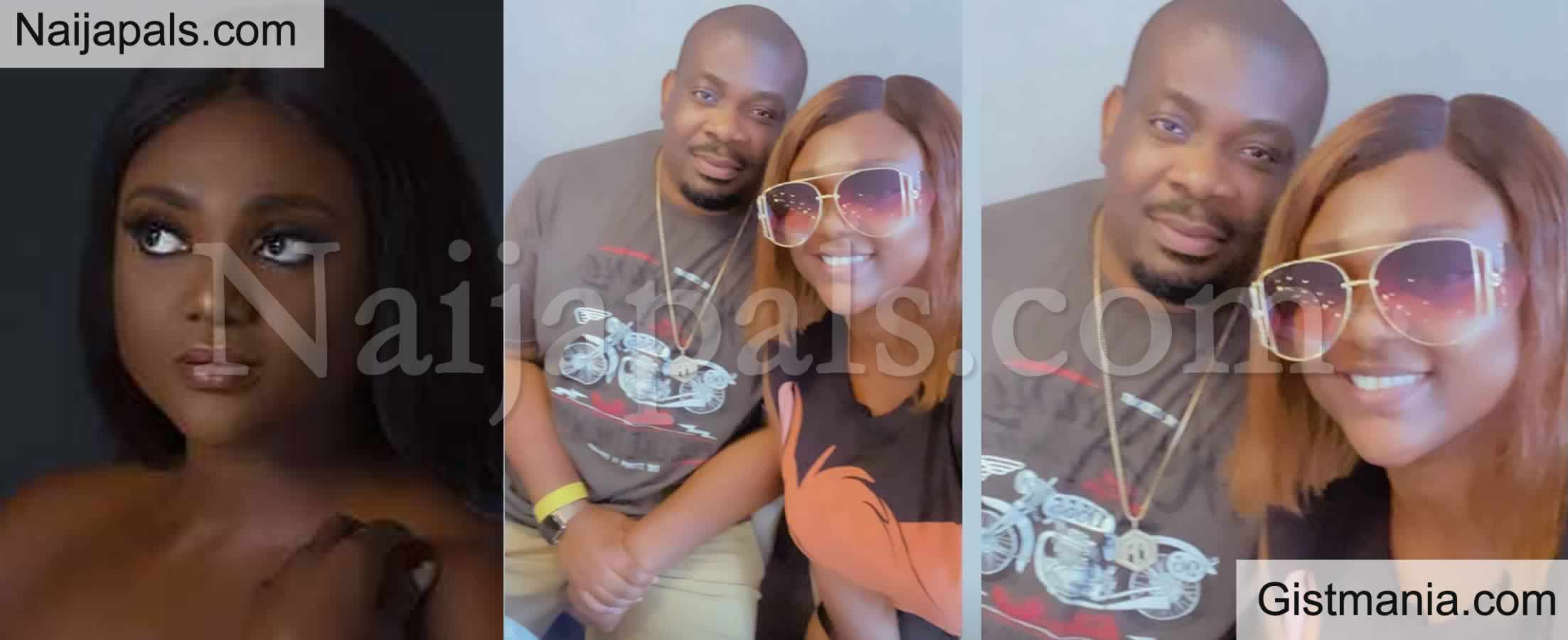 <img alt='.' class='lazyload' data-src='https://img.gistmania.com/emot/comment.gif' /> <b>Actress Nazo Ekezie Finally Meets up With Her Crush, Don Jazzy on A Date</b> (Photo)