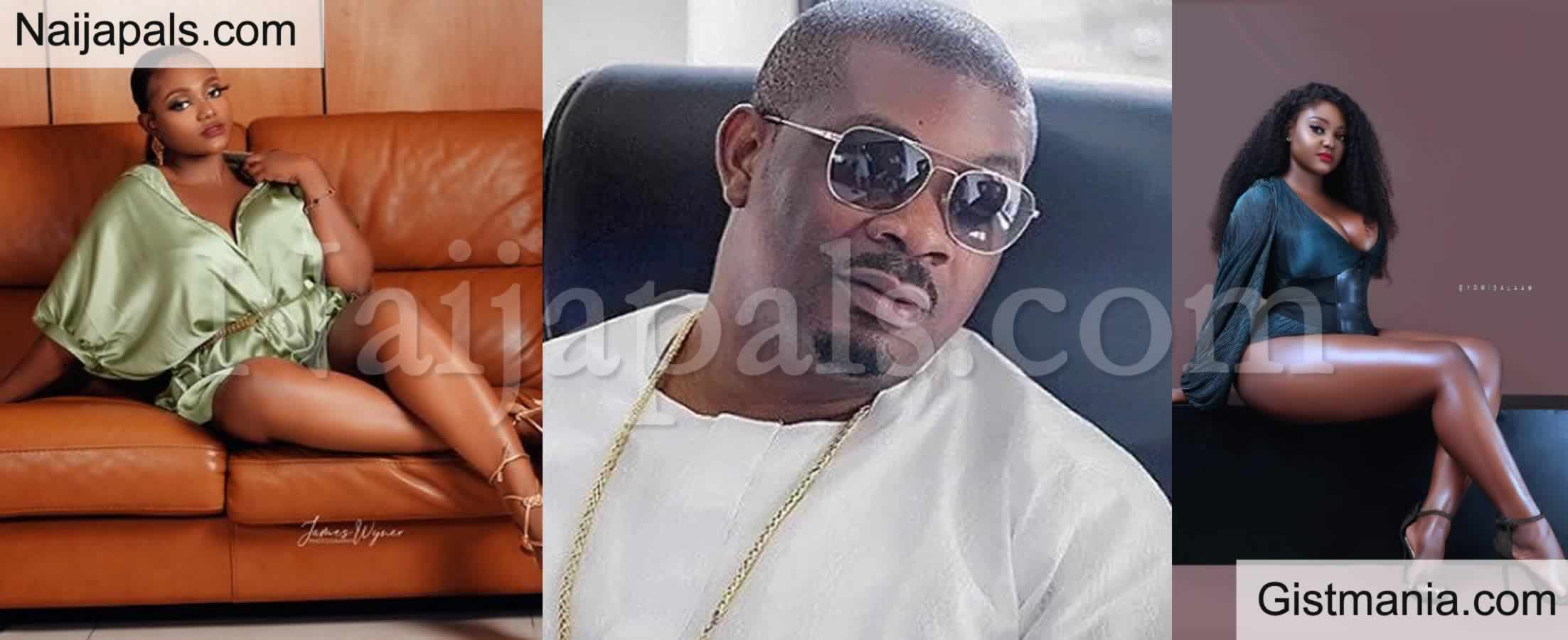 <img alt='.' class='lazyload' data-src='https://img.gistmania.com/emot/grin.gif' /> <b>Don Jazzy Replies Actress Nazo Ekezie As He Agrees To On A Date With Her</b>