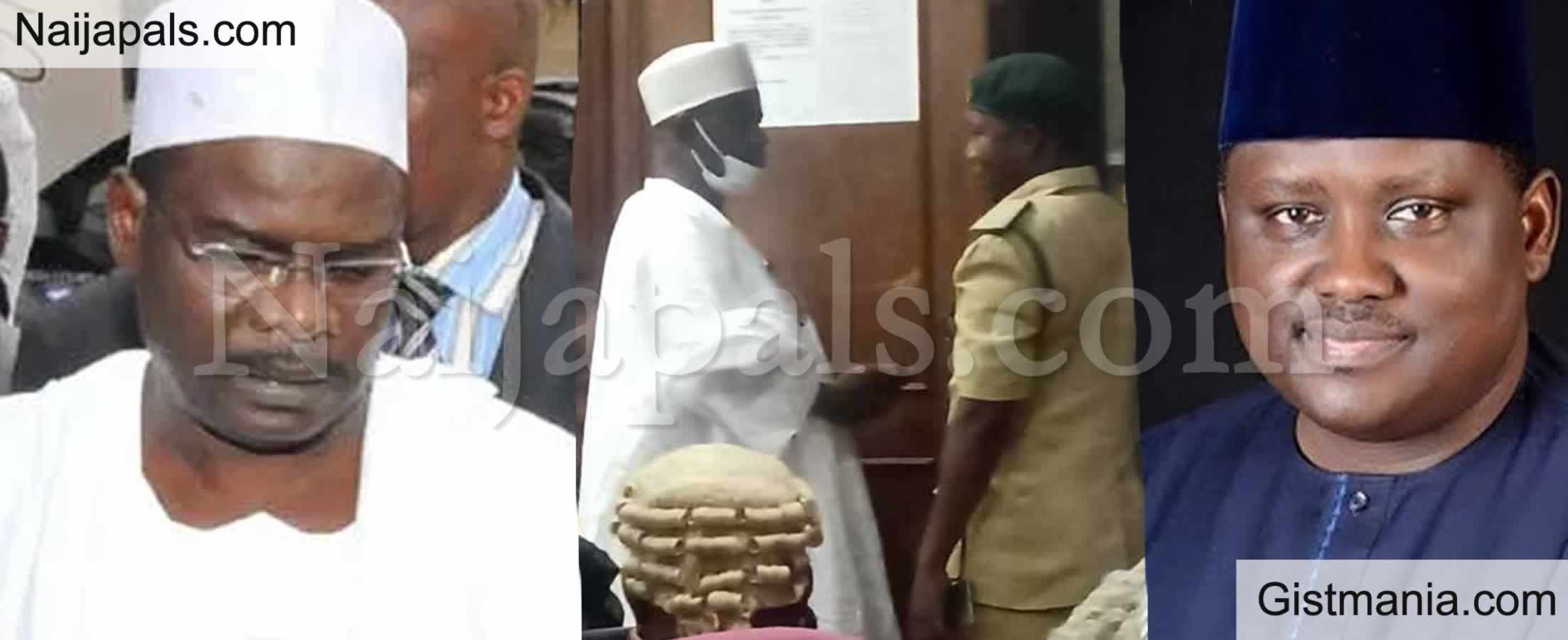 <img alt='.' class='lazyload' data-src='https://img.gistmania.com/emot/news.gif' /> JUST IN: <b>Senator Ali Ndume Released From Prison After 4 Days</b>