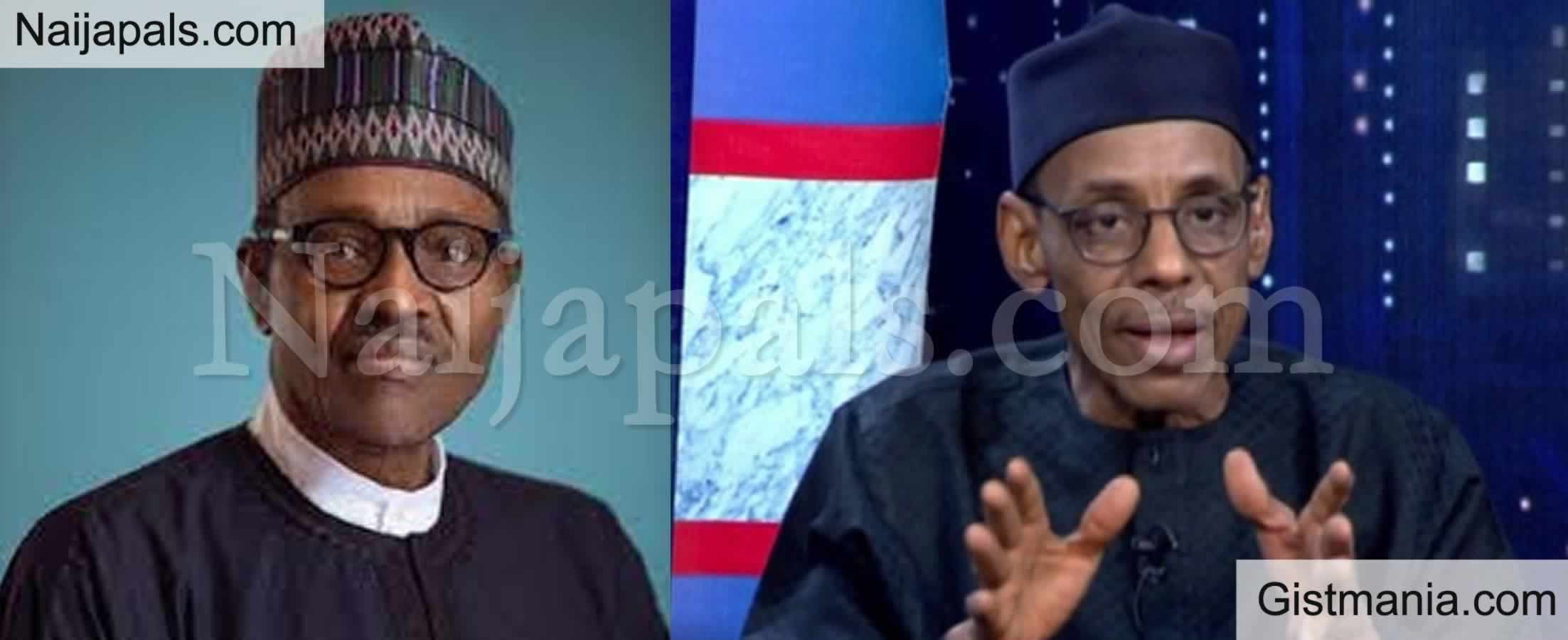 <img alt='.' class='lazyload' data-src='https://img.gistmania.com/emot/comment.gif' /> <b>APC Would Have Completely Wrecked Nigeria By 2023</b> - NEF Spokesperson,Hakeem Baba-Ahmed Warns