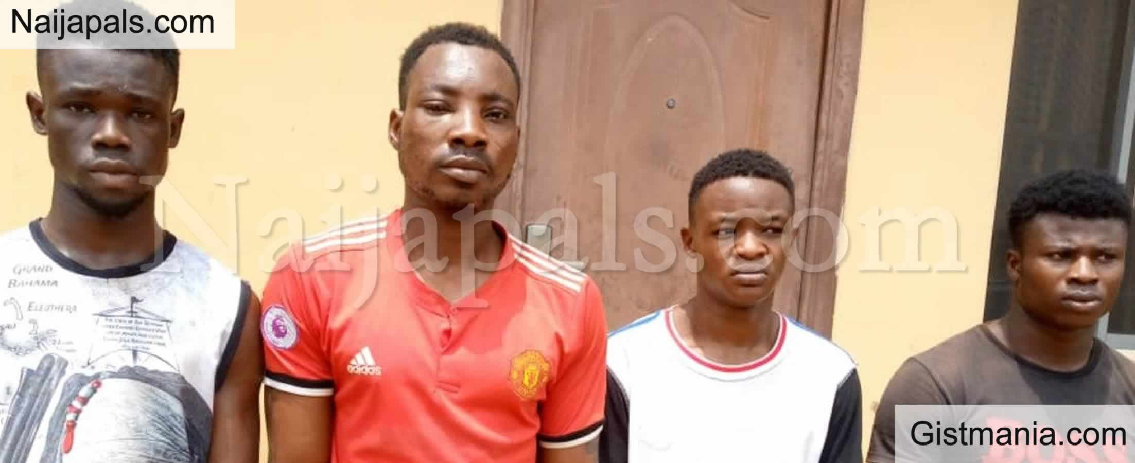 <img alt='.' class='lazyload' data-src='https://img.gistmania.com/emot/news.gif' /> <b>Faces Of Suspected Kidnap Syndicate That Abducted 13yr Old Susan Odunowo in Ogun</b>