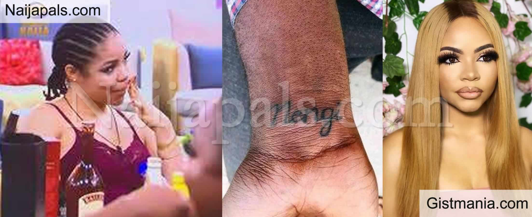 <img alt='.' class='lazyload' data-src='https://img.gistmania.com/emot/comment.gif' /> EXPOSED! <b>Nengi Hid Her Ring While In The House As She Was Engaged to Her Lover Before BBNaija</b>