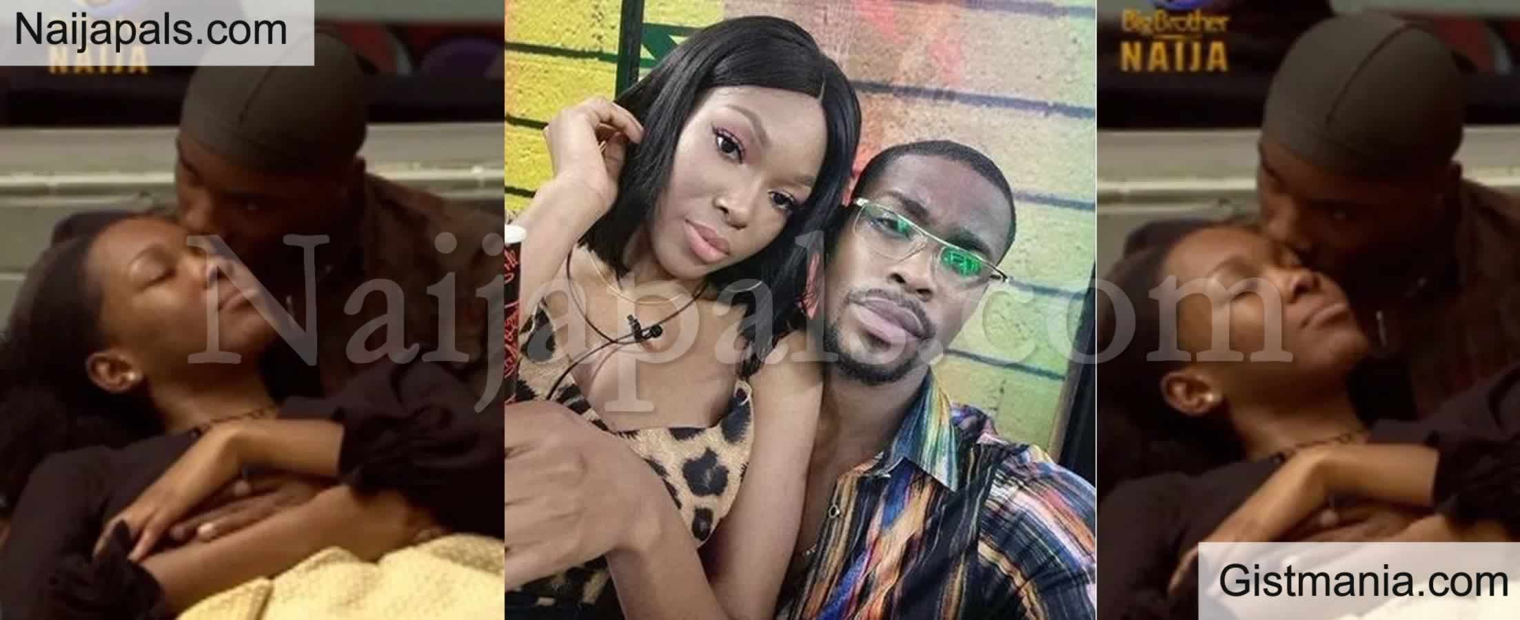 "<img alt='.' class='lazyload' data-src='https://img.gistmania.com/emot/news.gif' /> <b>""I'm Not In Any Relationship With You - BBNaija Housemate, Vee Tells Neo</b>"