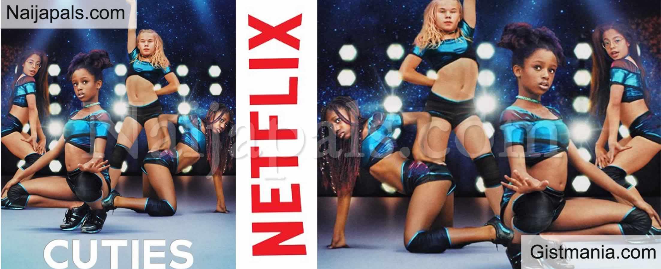 Netflix Cuties