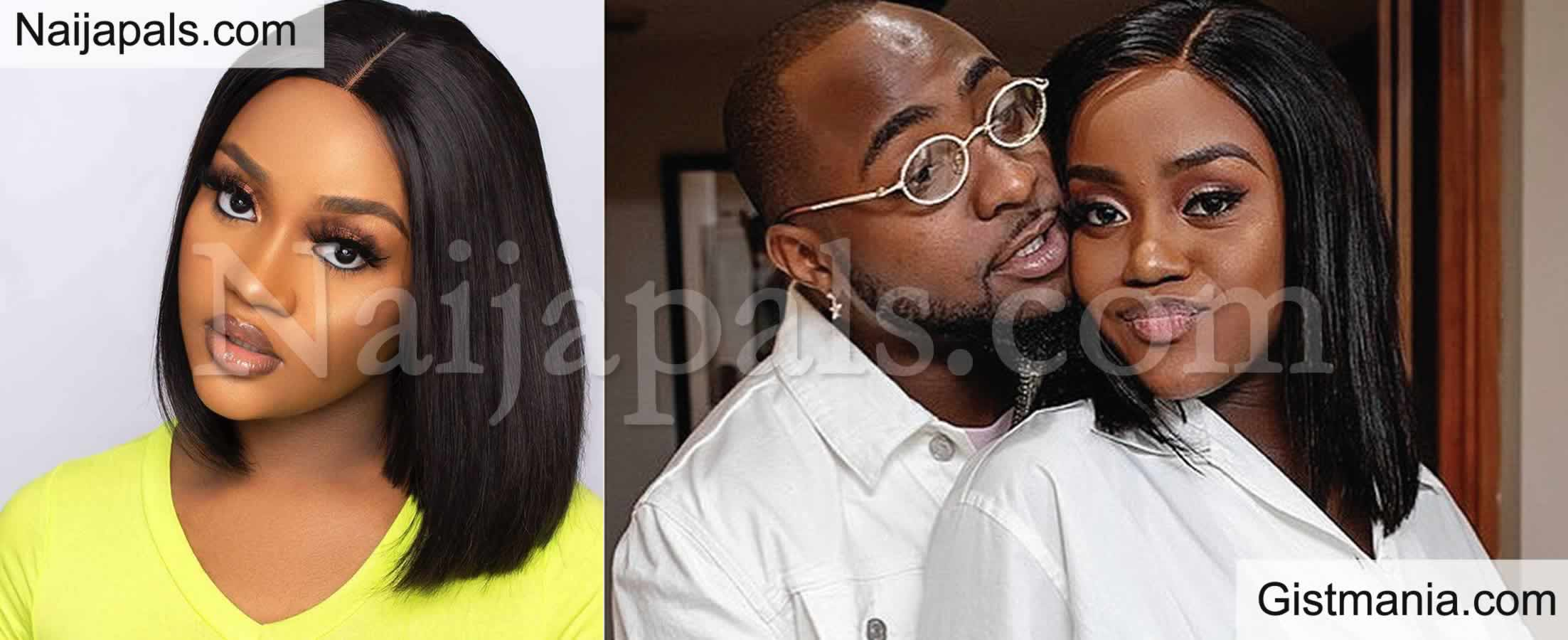 <img alt='.' class='lazyload' data-src='https://img.gistmania.com/emot/comment.gif' /> Davido's Fiancee <b>Chioma Avril Resurfaces Online After a Long Break</b>