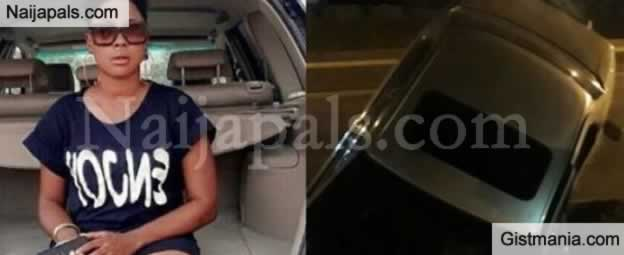 Actress Charity Nnaji Gets New Car From A Fan Weeks After Surviving