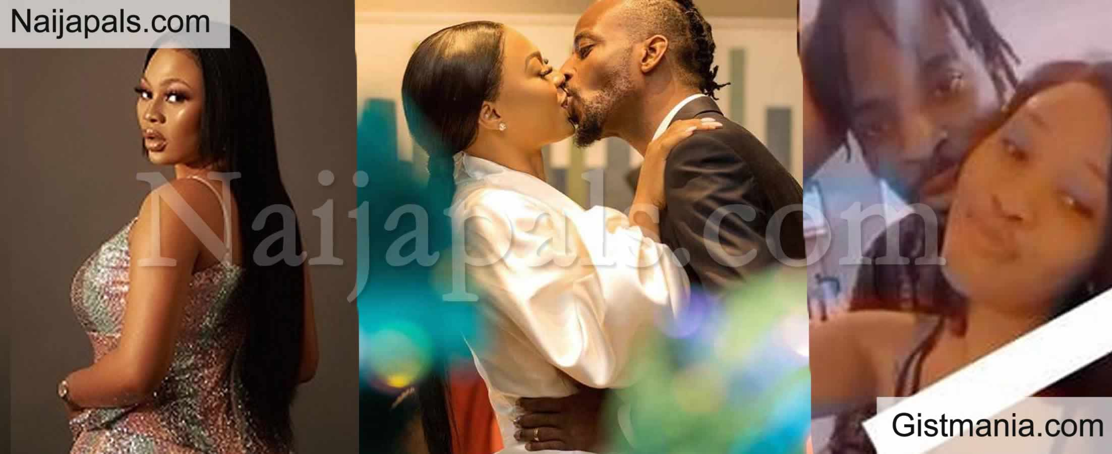 <img alt='.' class='lazyload' data-src='https://img.gistmania.com/emot/comment.gif' /><b>Olasunkanmi, 9ice's New Wife, Finally Breaks Silence On Her Husband's Cheating Scandal</b>