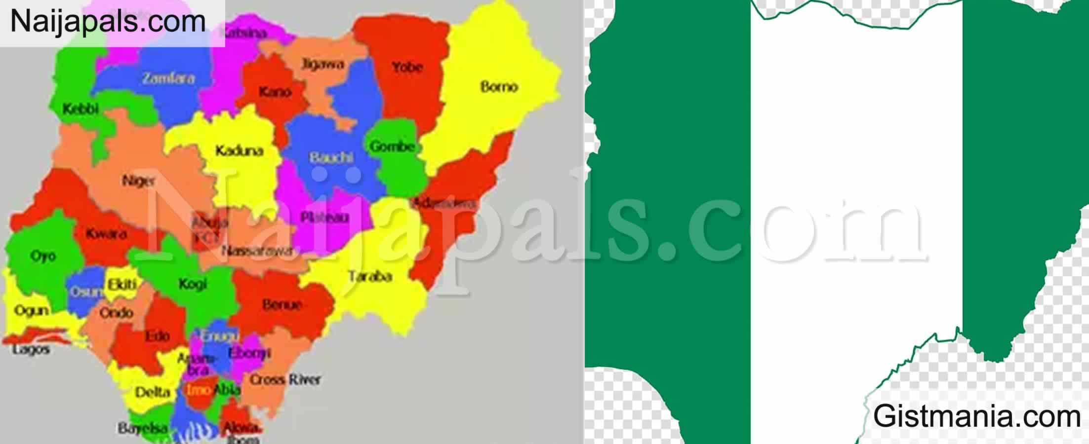 <img alt='.' class='lazyload' data-src='https://img.gistmania.com/emot/comment.gif' /> <b>Check Out Nigeria 36 States And How They Got Their Names</b>
