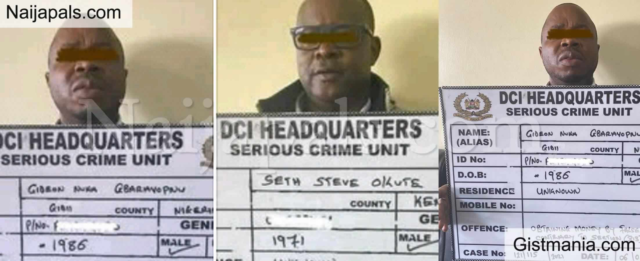 <img alt='.' class='lazyload' data-src='https://img.gistmania.com/emot/news.gif' /> <b>Nigerian Man, Gideon Nuka & Nabbed in Kenya For Defrauding Italian Preacher of Over N69m</b>