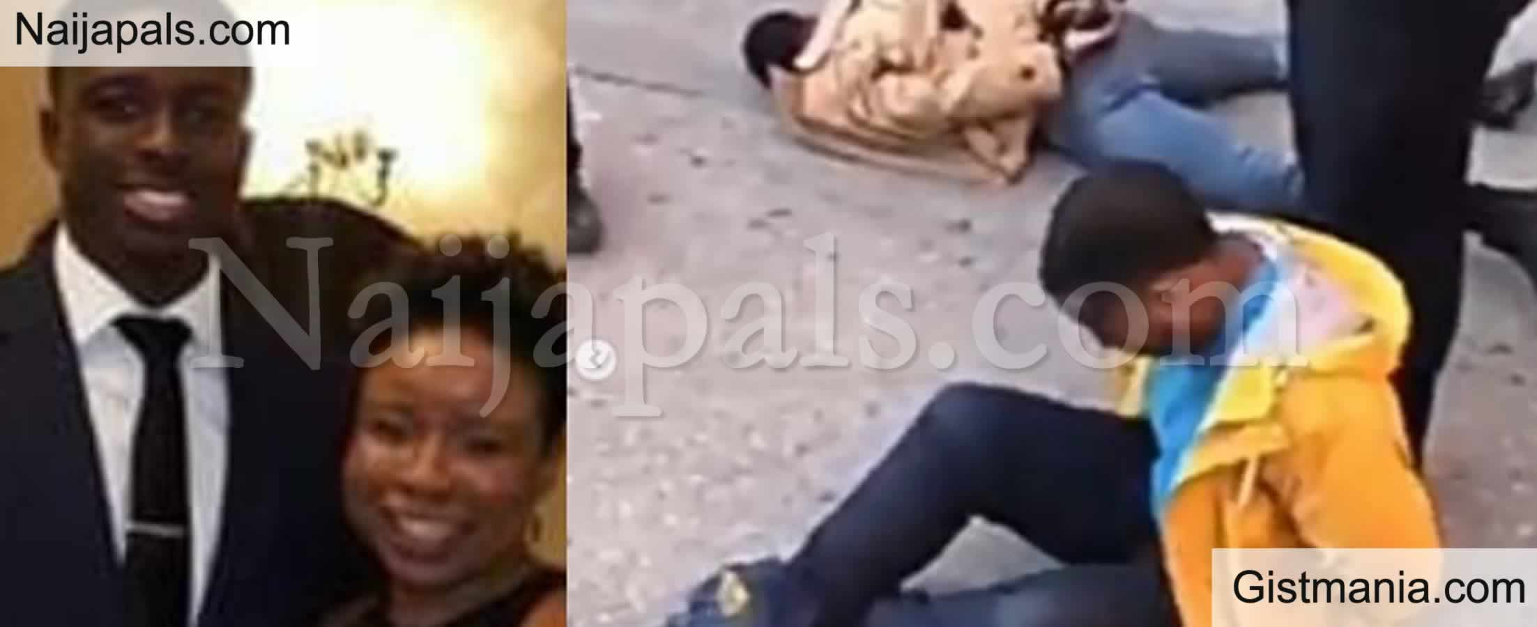 <img alt='.' class='lazyload' data-src='https://img.gistmania.com/emot/comment.gif' /> Video: <b>Nigerian Woman Cries For Justice After American Police Tased Her Son To Unconsciousness</b>