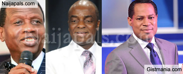 Check Out These Shocking List Of 2018 Richest Pastors In The