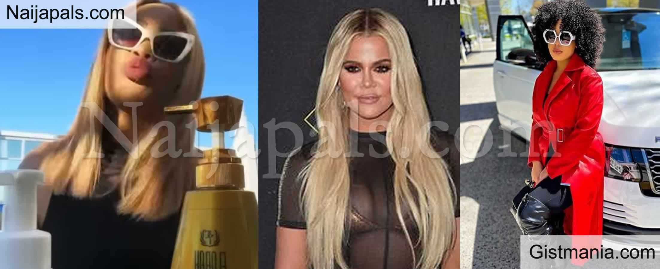 <img alt='.' class='lazyload' data-src='https://img.gistmania.com/emot/comment.gif' /> BBNaija Star, <b>Nina Ivy Gushes After Khloe Kardashian Reacted To Her Post</b>